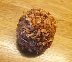 Morotskakebollar - nyttigt fika