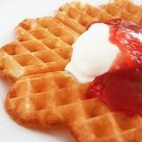 Frukostvåfflor