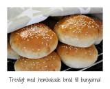 Hamburgerbröd